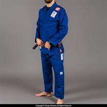 Scramble Athlete V2 Blue Jiu Jitsu Gi